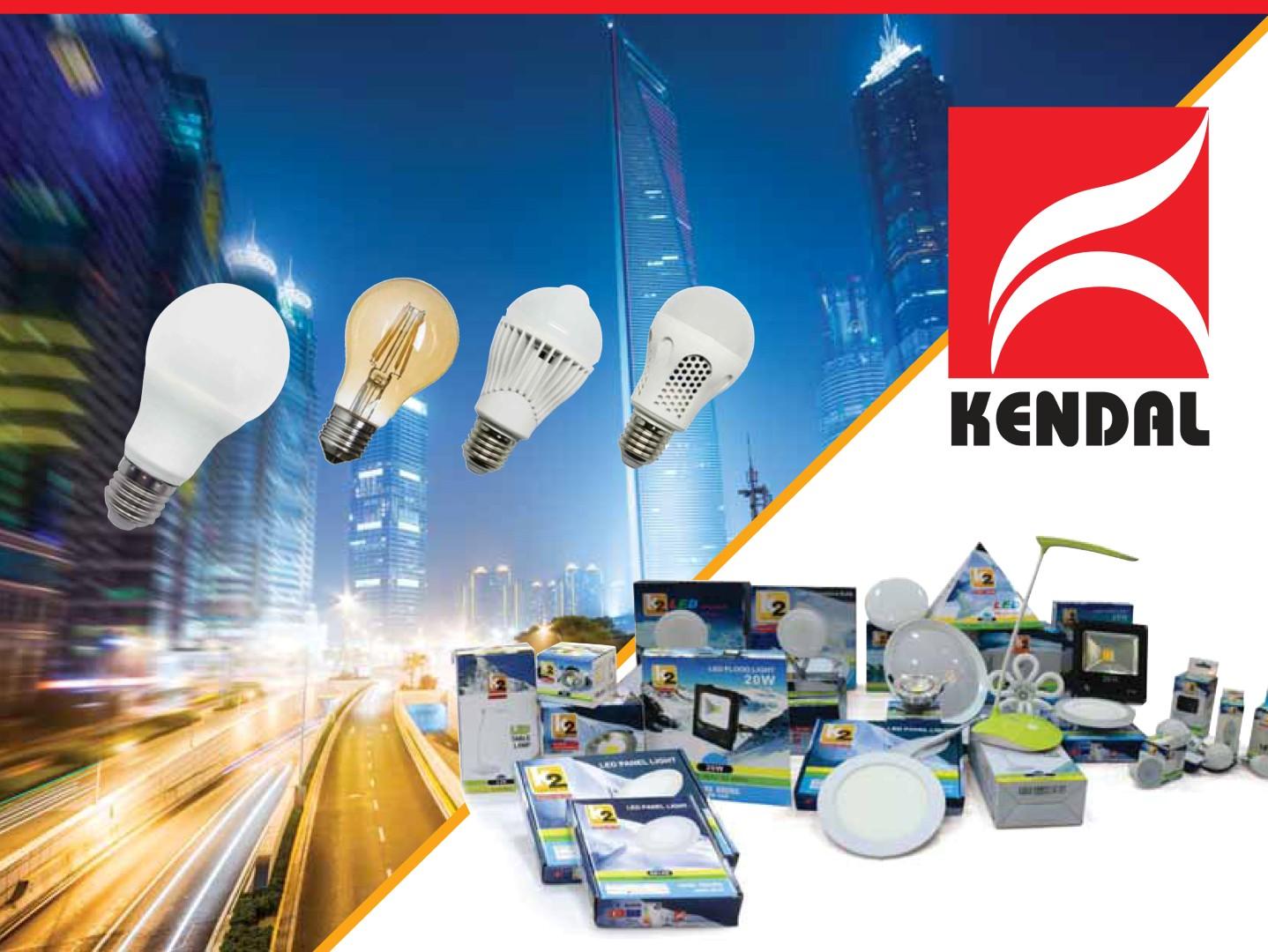 Kendal Elektrik Türkiye'de üretiyor, Dünyaya hizmet veriyor…