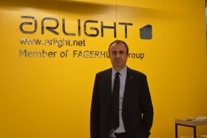 ARLIGHT Light + Building 2018 Fuarı