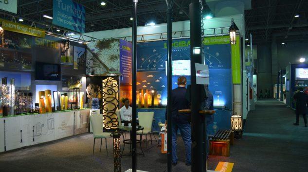 Logiba Aydınlatma Müsaid Expo fuarında yoğun ilgi görüyor
