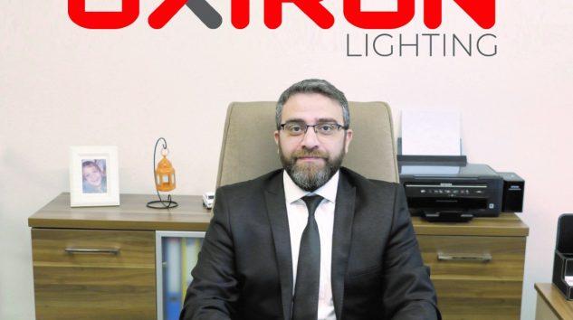 OXIRON Aydınlatma Yeni Yatırımları ile Büyümeye Devam Ediyor