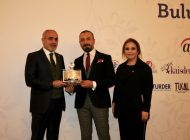 """AHMET SOYLU """"Ankara Sevdalısı"""" ödülüne layık görüldü."""