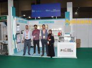 Kento Led Dubai'de ortadoğulu ziyaretçilerle buluştu.