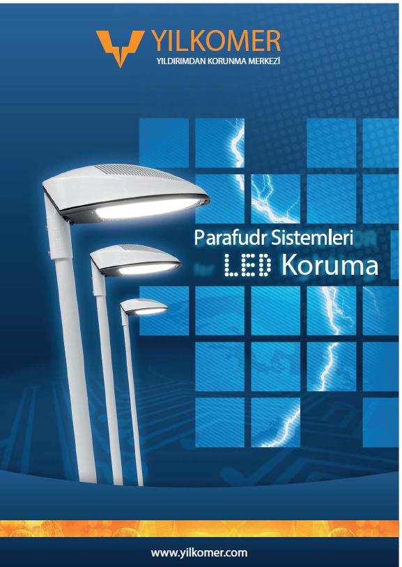 "Led Sokak Ve Yol Aydınlatma Sistemleri ""LED PARAFUDR"""
