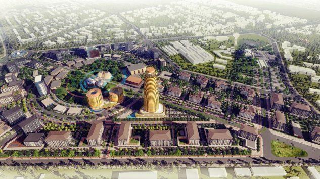 """Özbekistan'ın dev yatırımı """"Buhara City"""" Studio Vertebra'ya emanet!"""