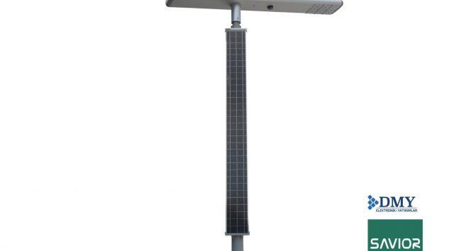 Savior Solar PARK, BAHCE VE YOLLARI GÜNEŞ ENERJİSİ İLE AYDINLATIYOR
