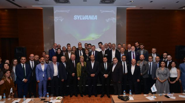 Sylvania Türkiye'de Bayrak Değişimi