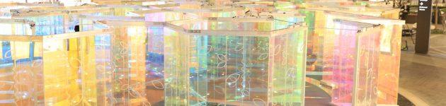 """""""Silvana Işık Labirenti"""" ile Büyülü Bir Dünyanın Kapıları Emaar Square Mall'da Açılıyor!"""