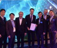 Cemdağ Aydınlatma Teknolojiler'ine  Dünya Devi Samsung Elektronics LED'den özel ödül.