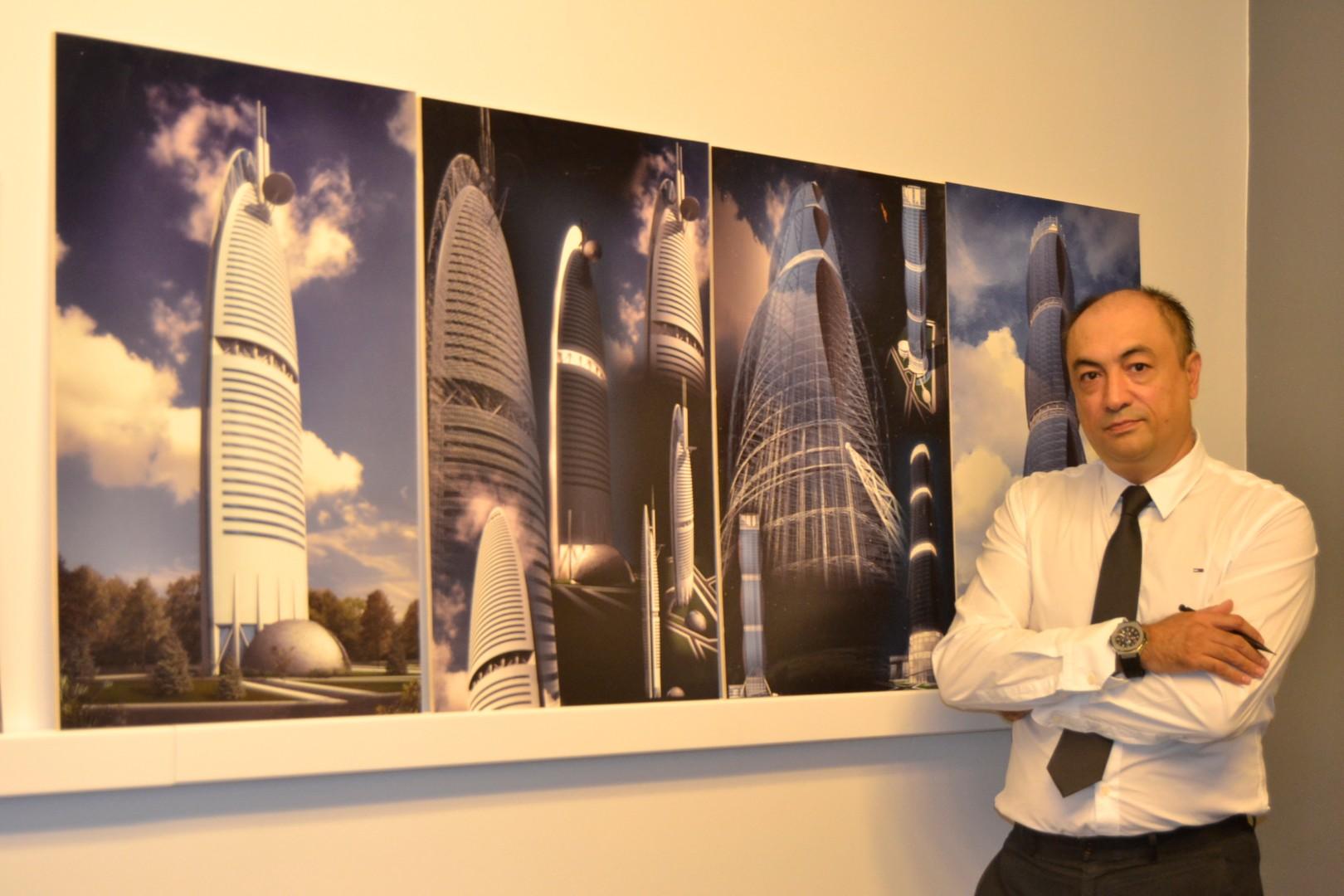 TAGO Architects'ten Avrupa ve Orta Doğu'nun  En Büyük Uçuş Eğitim Merkezi