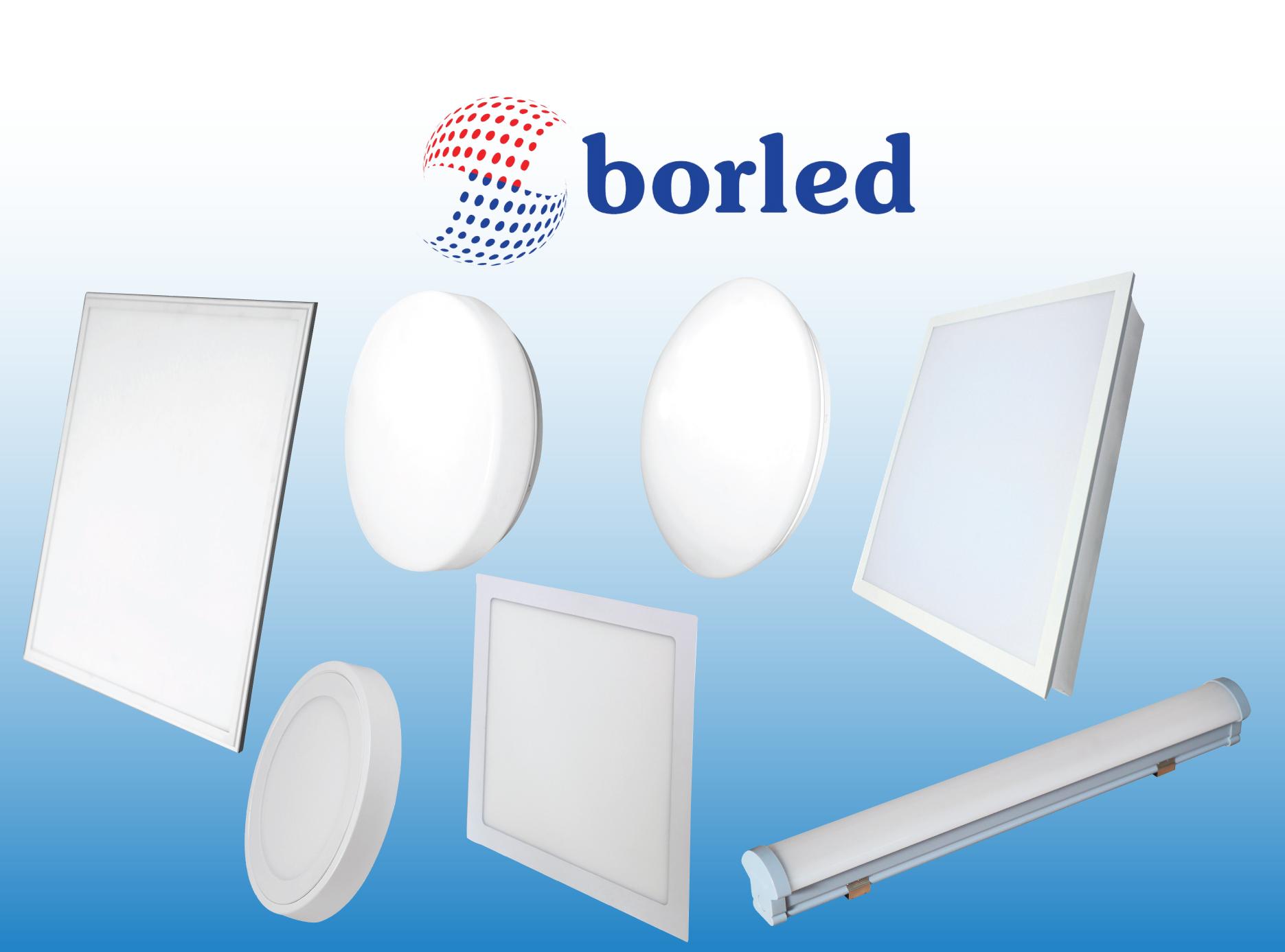 Borsan Grup'tan yerli LED armatürler
