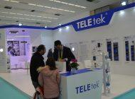 TELEtek  ELEKTRONİK ATECH 2018 Fuarında yer aldı.