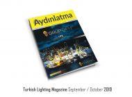 Aydınlatma Teknik Dergisi Eylül/Ekim 2019 Sayısı