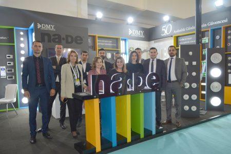 Na-De Elektronik Sales Chief Orhan Güldü ile ATECH 2019 Fuarı söyleşi