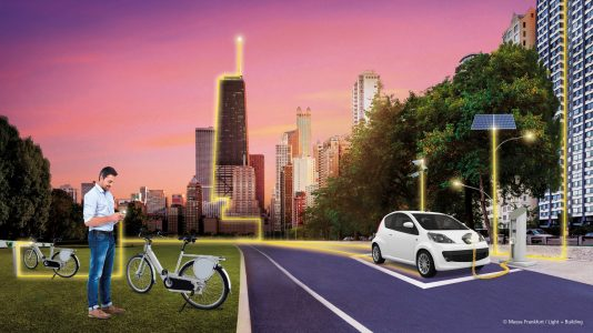 Light + Building 2020 fuarında Yarının Akıllı Kentlerini görebilirsiniz