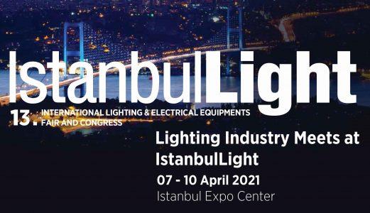 İstanbul Light 7-10 Nisan 2021 Tarihinde Düzenlenecek