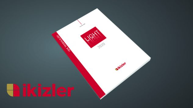 İkizler Lighting 2020 Ürün Kataloğu Yayınlandı