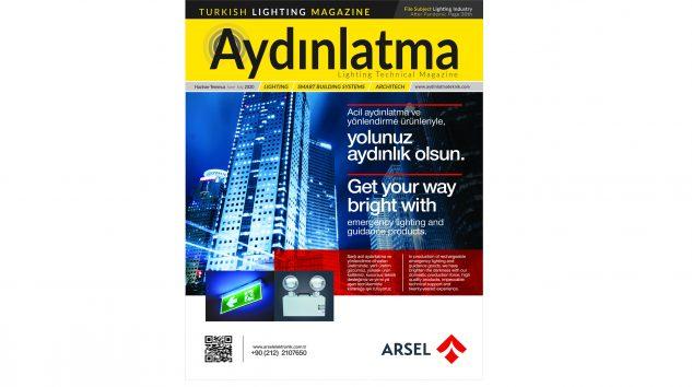 Aydınlatma Teknik Dergisi Temmuz 2020