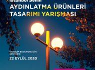 İstanbul Senin – Aydınlatma Ürünleri Tasarımı Yarışması