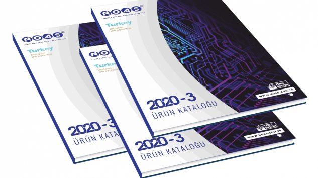 NOAS 2020-3 ÜRÜN KATALOĞU