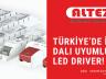 Türkiye'de ilk DALI uyumlu LED Driver!