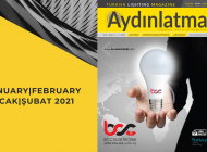 Lighting Turkey Magazine January|February , Ocak|Şubat 2021
