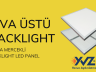 PMMA MERCEKLİ BACKLIGHT LED PANEL