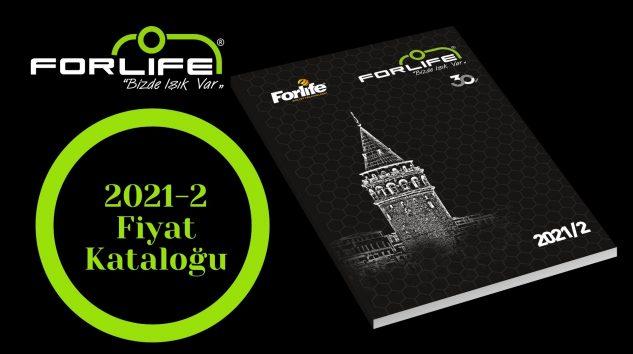 Forlife 2021-2  Fiyat Kataloğu